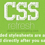 CSSrefresh jquery plugin: Stylesheets refresh automatically after save